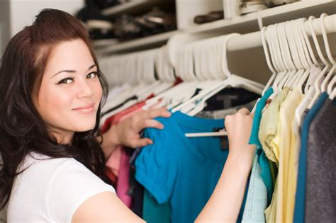 Clearing Out Your Wardrobe by How To Organize Your Clothes