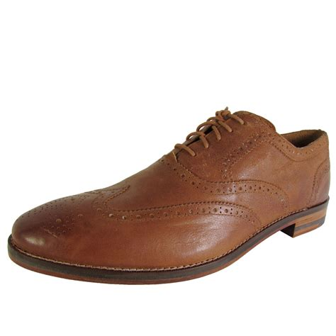 cole haan wingtip oxford shoes cole haan mens cambridge wingtip oxford dress shoes ebay