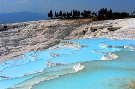 pamukkale springs amazing wonders you must see
