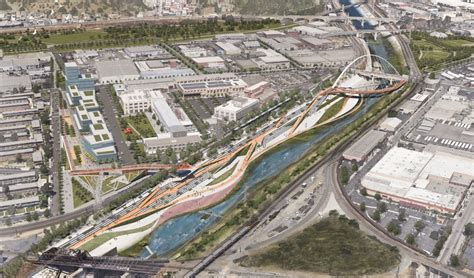 design engineer los angeles los angeles river tag archdaily