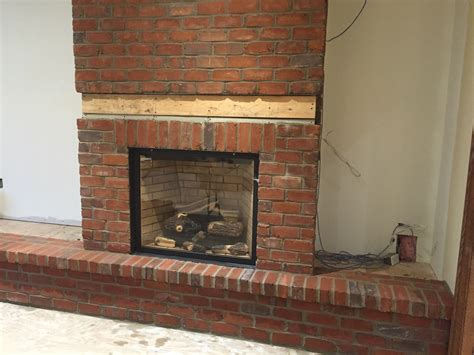 stone brick veneer fireplaces bond masonry ltd