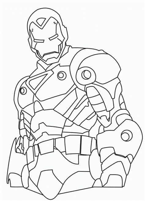 imagenes de iron man blanco y negro colorea tus dibujos iron man para colorear y pintar