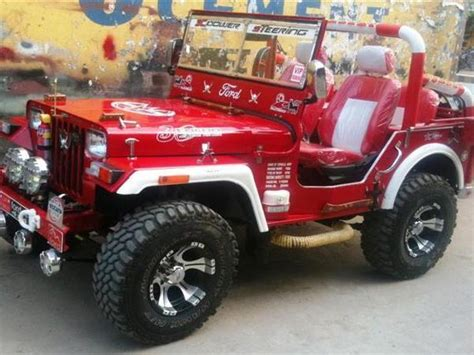 kerala jeep modified mahindra jeep kerala mitula cars