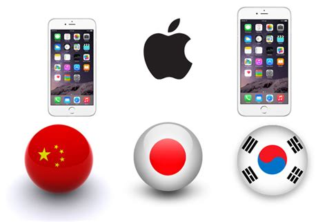 apple korea apple smartphone sales mark significant growth in asia
