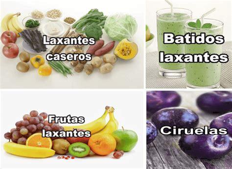 alimentos astringentes y laxantes alimentos laxantes naturales para el estre 241 imiento 2018