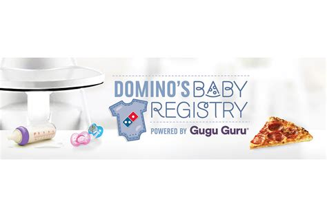 domino s life moves fast video creativity online domino s is introducing a baby registry for pizza loving