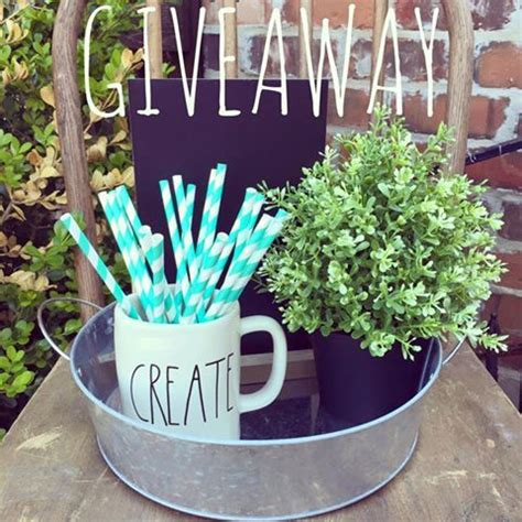 Leave A Comment Giveaway - spring instagram giveaway