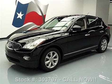 Infinity Auto Roadside Assistance Number by Sell Used 2008 Infiniti Ex 35 Journey Sunroof Park Assist