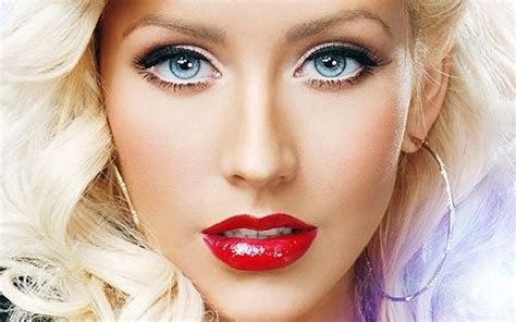 aguilera eye color aguilera with the new look white