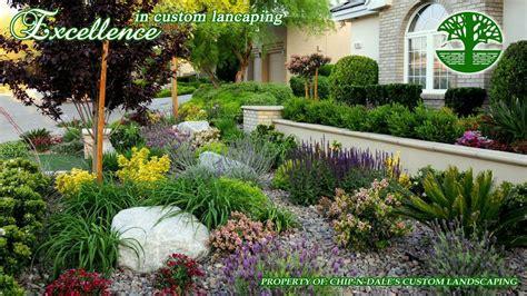 Landscape Design Las Vegas Chip N Dale S Custom Landscaping Las Vegas Nv 89109