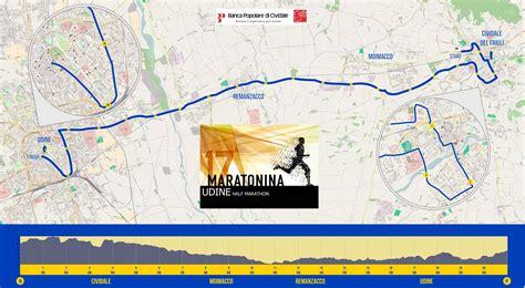 banca di cividale remanzacco la maratonina di udine cambia percorso si partir 224 da cividale