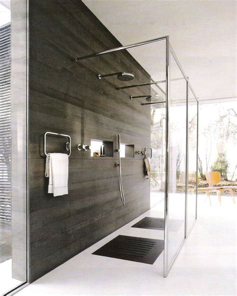 open bathroom designs best 25 open showers ideas on pinterest open style