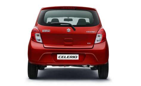 Maruti Suzuki Price In India 2017 Maruti Suzuki Celerio Launched In India Price