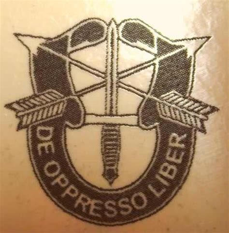 special forces tattoos image result for us army special forces insignia