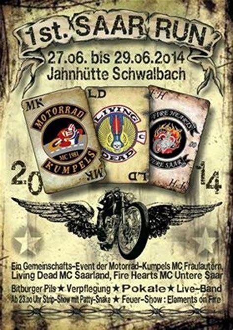 Motorrad Club Saarland by 1st Saar Run Togehter We Are Back Bikes Music More