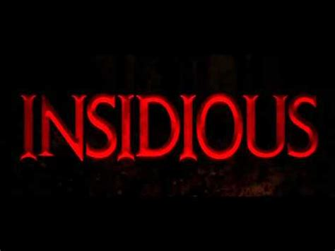 insidious film completo youtube the titles to insidious 2010 youtube