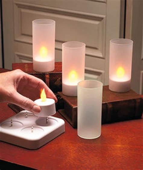 flameless rechargeable candles rechargeable flameless candles adorable home