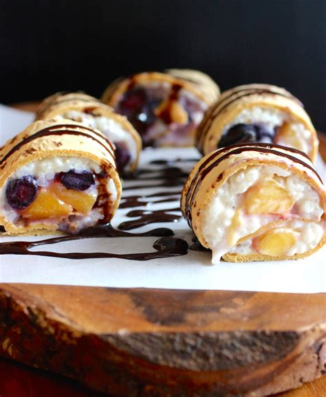 fruit rolls rice pudding and fruit rolls my recipes