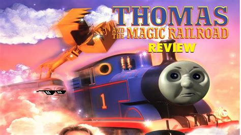 Summary Of And The Magic L by T1e2h3 S Review Of And The Magic Railroad Part 3
