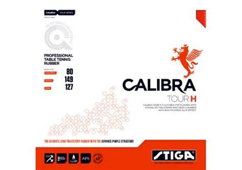 Calibra Tour H stiga mặt vợt stiga calibra tour h