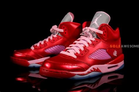 new valentines jordans followthekicks air 5 gs quot s day quot release