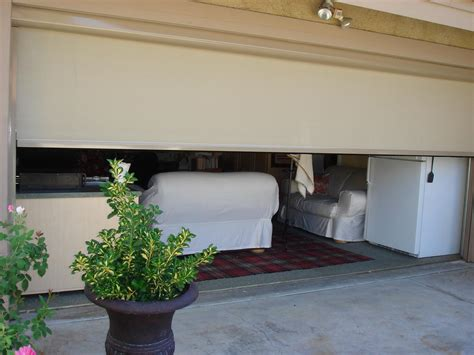 Roll Up Garage Door Home Design By Larizza by Garage Door Screen Kits Home Design By Larizza