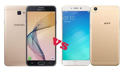 Harga Samsung Oppo F1s harga samsung galaxy j7 prime vs oppo f1s adu phablet
