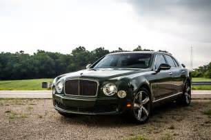 Bentley Muslane 2016 Bentley Mulsanne Speed Review