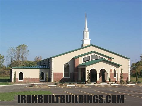 modular churches