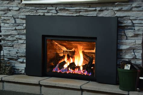 ambiance inspiration gas fireplace insert country stove