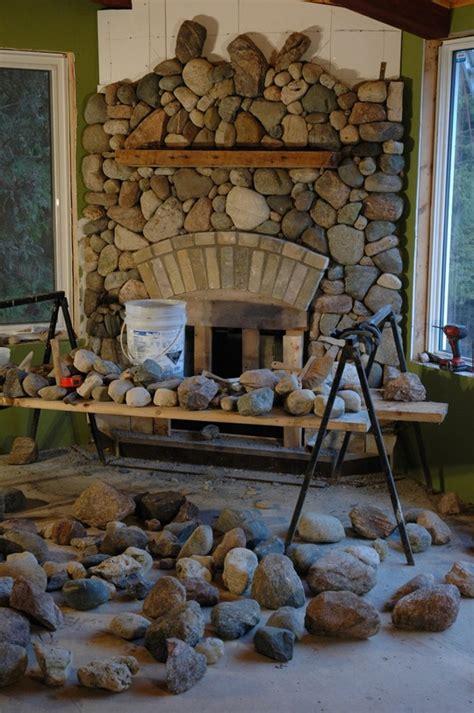 fieldstone fireplace fireplace surrounds jeff nicholls masonry