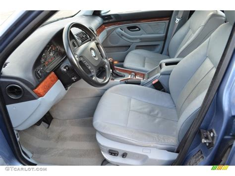 2002 bmw 5 series 525i sedan interior photo 66666857