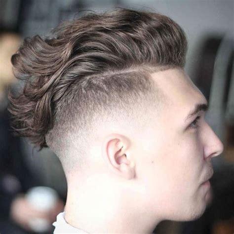 Curly Hair Undercut   Men's Hairstyles   Haircuts 2018
