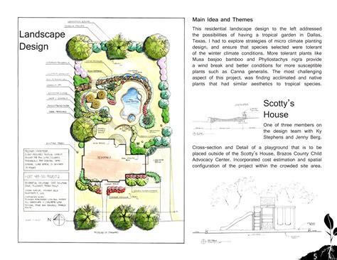landscape design and layout landscape design and volunteer work by jordankaylor on
