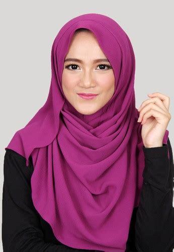 Cantik Kerudung Instant Shawl jual cantik kerudung azka instant slip in shawl original