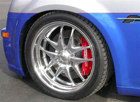 Kaos Brembo4 chrysler 300c str8 project car