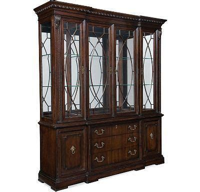 Thomasville Furniture China Cabinet by Thomasville Furniture Brompton Mahogany China Cabinet