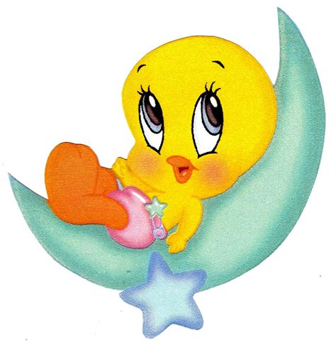 Looney Tunes Baby Safe by 5 8 5 Quot Looney Tunes Baby Tweety Wall Safe Sticker Border