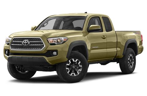 Toyota Truck 2016 2016 Toyota Tacoma Price Photos Reviews Features