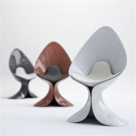 calla lily chair  zad italy  dangerous curves