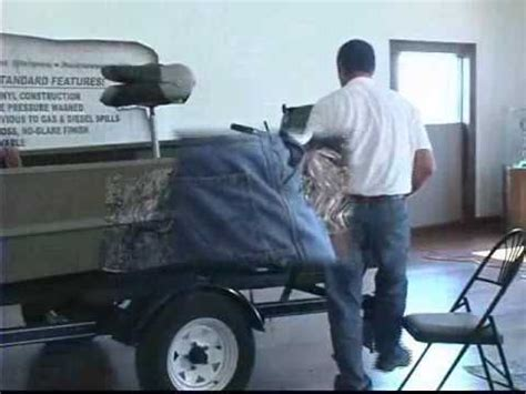 camo clad for boats part 2 of 4 how to videos boat camouflage install