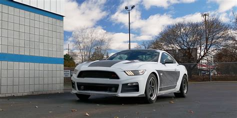 fastest ford s fastest manual s550 mustang ford authority