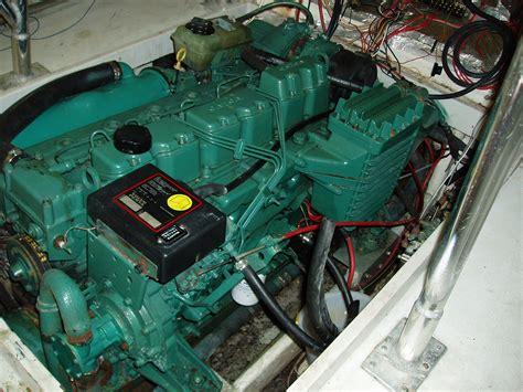volvo tamdp  diesel engine  hull truth boating