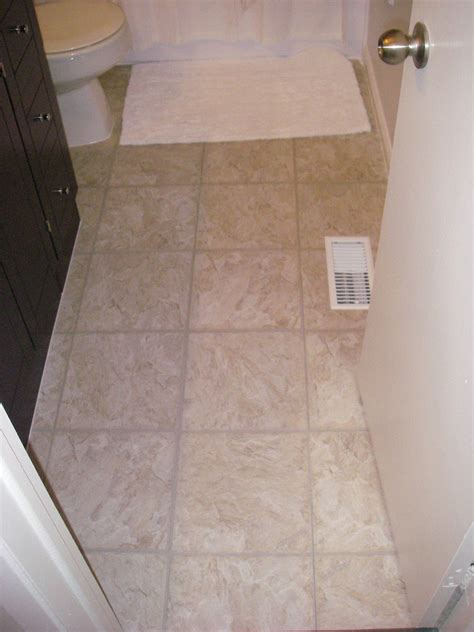 tiles or vinyl in bathroom 30 stunning pictures and ideas of vinyl flooring bathroom