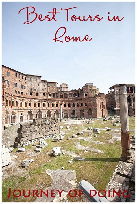 best rome tour best tours in rome book these 187 journey of doing