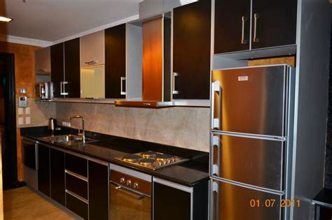 Modular Kitchen Countertops by Formica Finished Kitchen Cabinets Granite Countertop