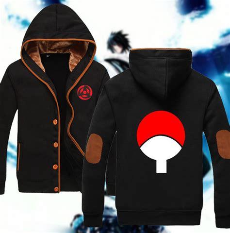 Jaket Sweater Anime Shippuden fashion anime sasuke uchiha casual jacket sweatshirt coat hoodie 2 colors ebay