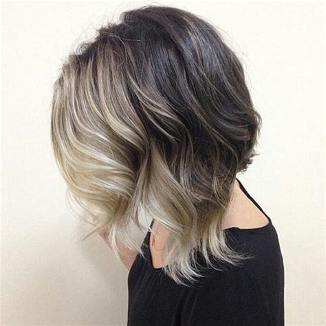 graduated curly bobs 40 gorgeous wavy bob hairstyles with an extra touch of