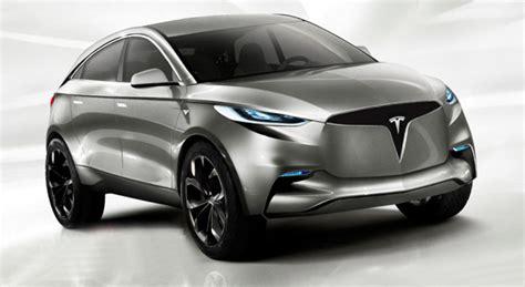 2018 tesla model y new compact crossover suv specs
