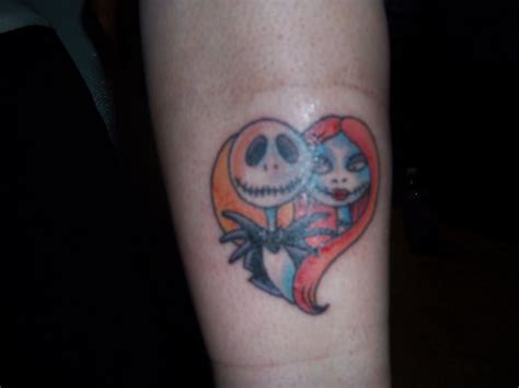 jack and sally tattoos and sally by brokenvalentine14 on deviantart